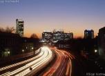 Autobahn A 40 City