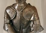 Ritterrüstung im Museum